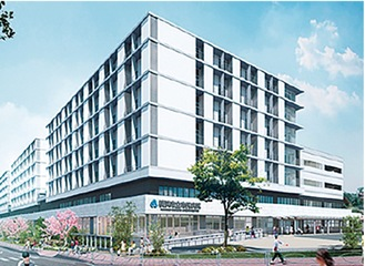 新病院のイメージ