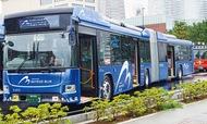連節バス運行開始
