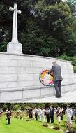 戦没捕虜1873人を追悼