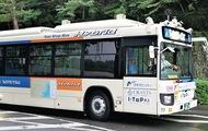 運転席無人バスは国内初