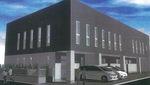 新診療所の完成イメージ