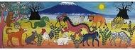 アフリカ現代アート150点