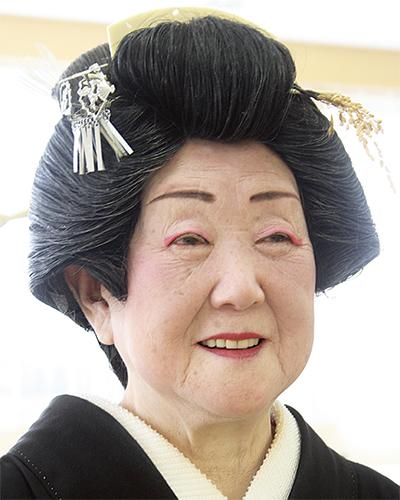 蔦宗(つたむね)キヨ子さん