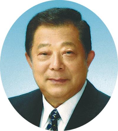 竹村会長が叙勲受章