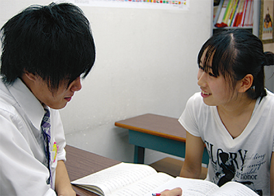 「日新義塾」の指導力に迫る