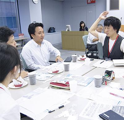 """保土ケ谷に""""白熱教室"""""""