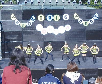 横浜国大で学園祭