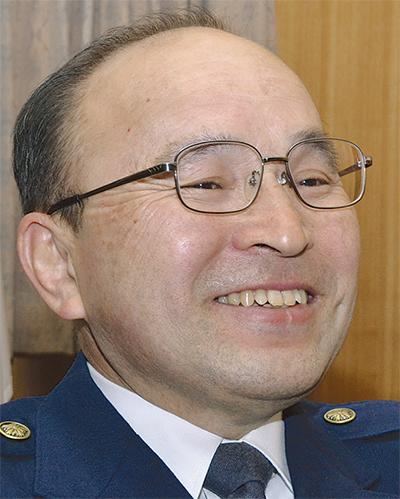 横田 善信さん