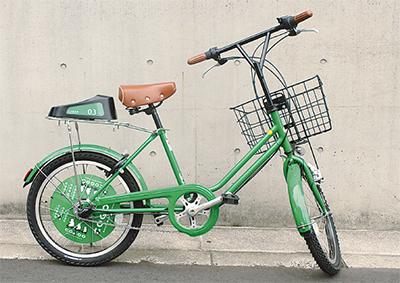 自転車シェアリング導入