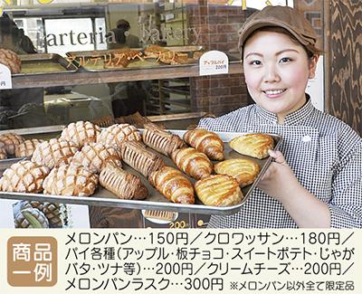 行列ができるパン屋さん