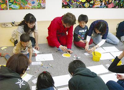 森田ヒロさんが作品展