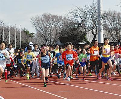 1700人が走り楽しむ