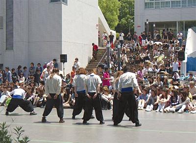 横浜国大で「清陵祭」