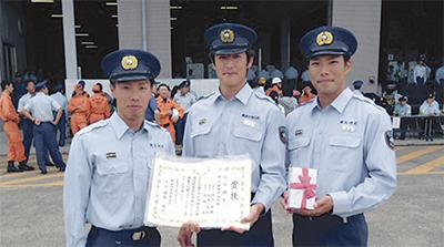 救助技術の関東大会へ