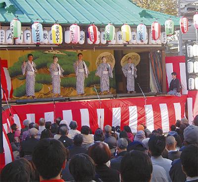 歌舞伎役者に挑戦