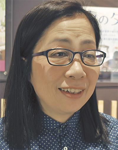 八幡 温子さん