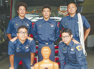 水難救助で関東大会へ