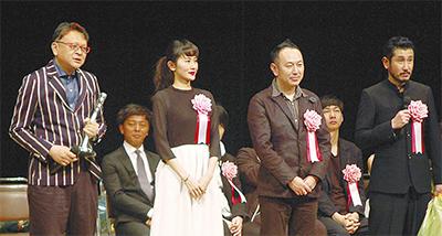 ヨコハマ映画祭で4冠
