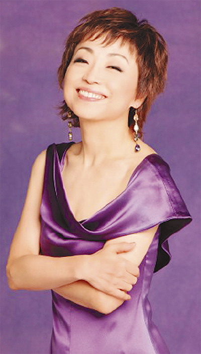 クミコ シャンソンを歌う