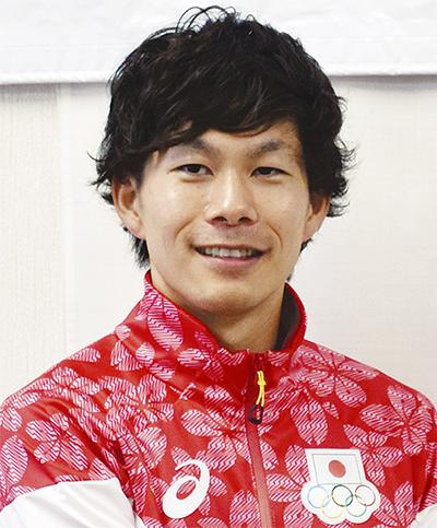 長谷川選手が母校訪問