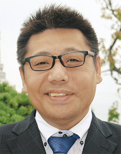 山泉 貴郎(たかお)さん