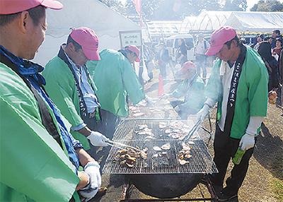農と緑のふれあい祭り