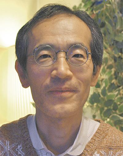 鈴木 勝雄さん