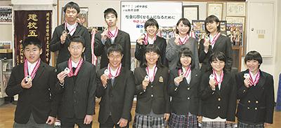 県優秀選手に12人選出