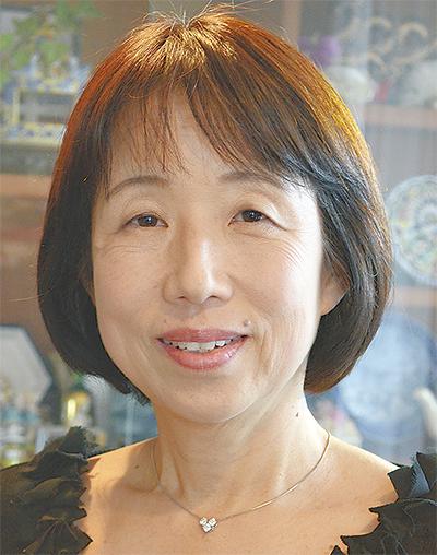 飯田 聖美 さん