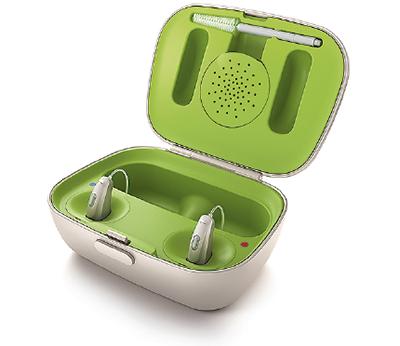 最新の補聴器を体験してみよう