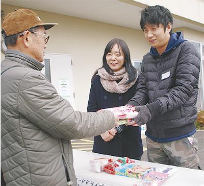 食品寄付で生活困窮者支援