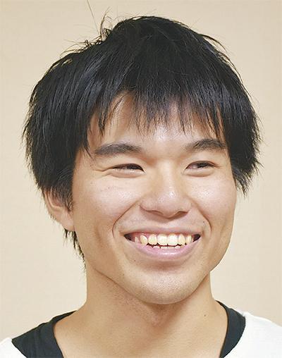 鈴木 晟太さん