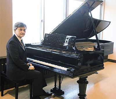 100年前のピアノ復活へ