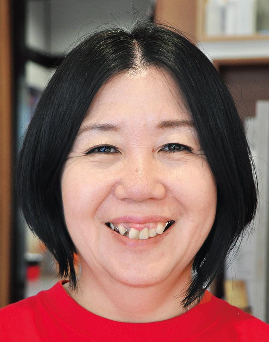飯島 恵さん