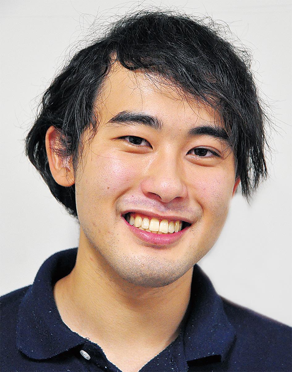岡田 悠生さん