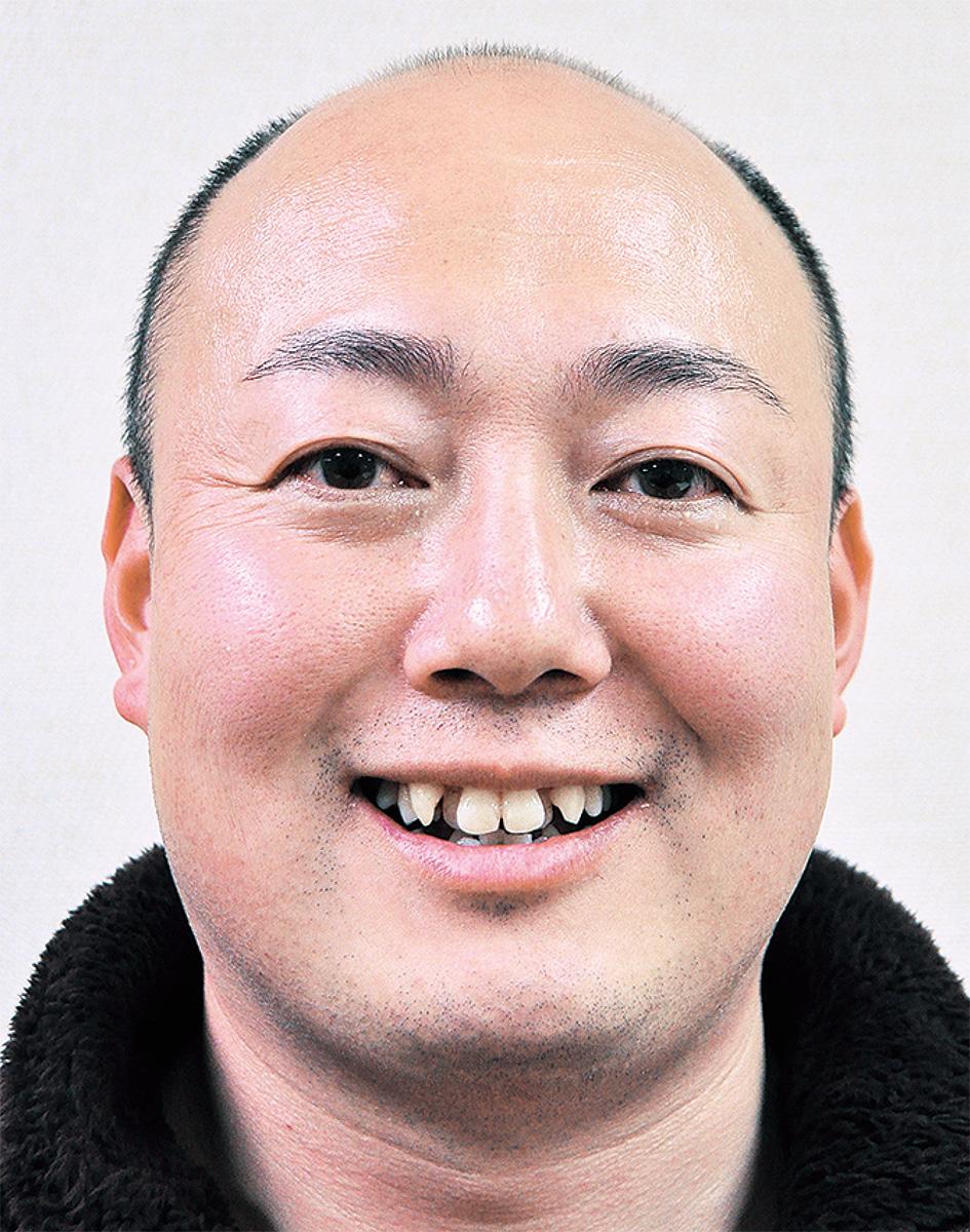 内 和俊さん