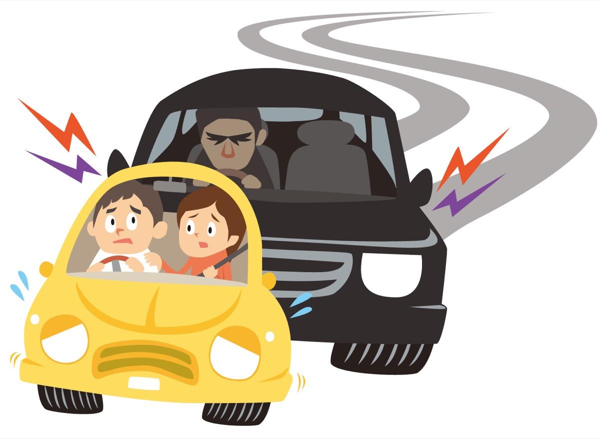 運転 罰則 あおり