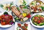 宴会料理の一例(写真はイメージ)