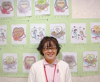 講師の濱田良子介護福祉士
