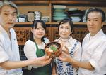 「ガチ丼!」金賞の重寿司チーム