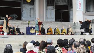 仏教音楽の声明(しょうみょう)は必聴(昨年)