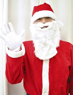 サンタ姿で気合十分のメンバー