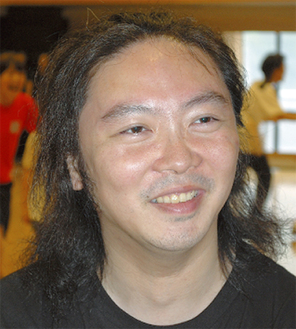 笹浦暢大氏