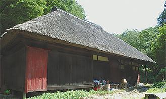 旧藤本家住宅主屋