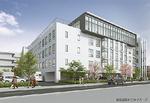 提案された病院のイメージ