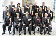 自治会長19人に永年表彰