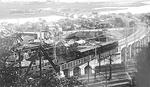 昭和初期の鶴見臨港鉄道※いずれも鶴見歴史の会提供