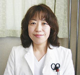 漢方外来を担当する金子医師