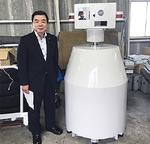 埼玉で視察した自動取締装置