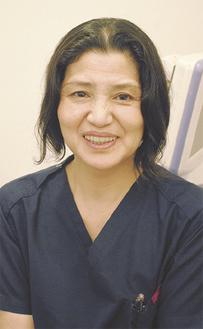 県看護賞に選ばれた山本院長